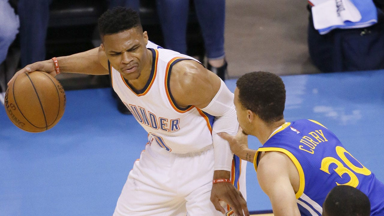 Westbrook On Curry's MVP Comments: 'Who's He?'