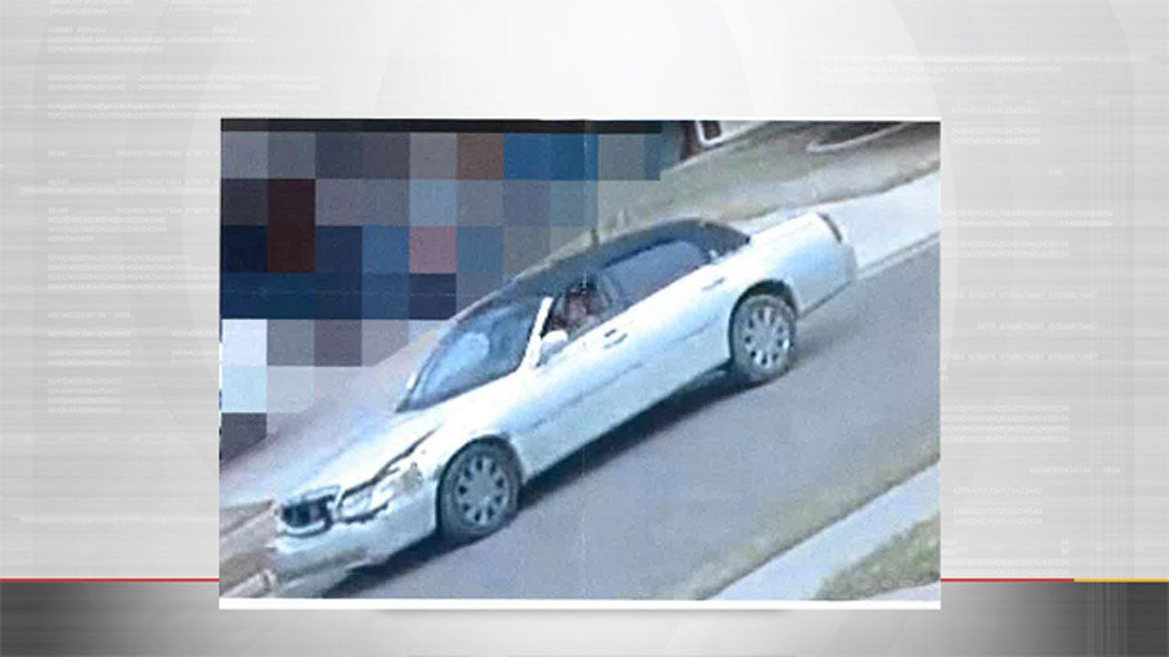 Edmond Police Looking For Driver Accused Of Exposing Himself To Children