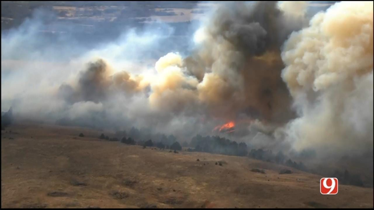 #FacesOfTheFire Highlights Those Who Have Contributed To Wildfire Effort