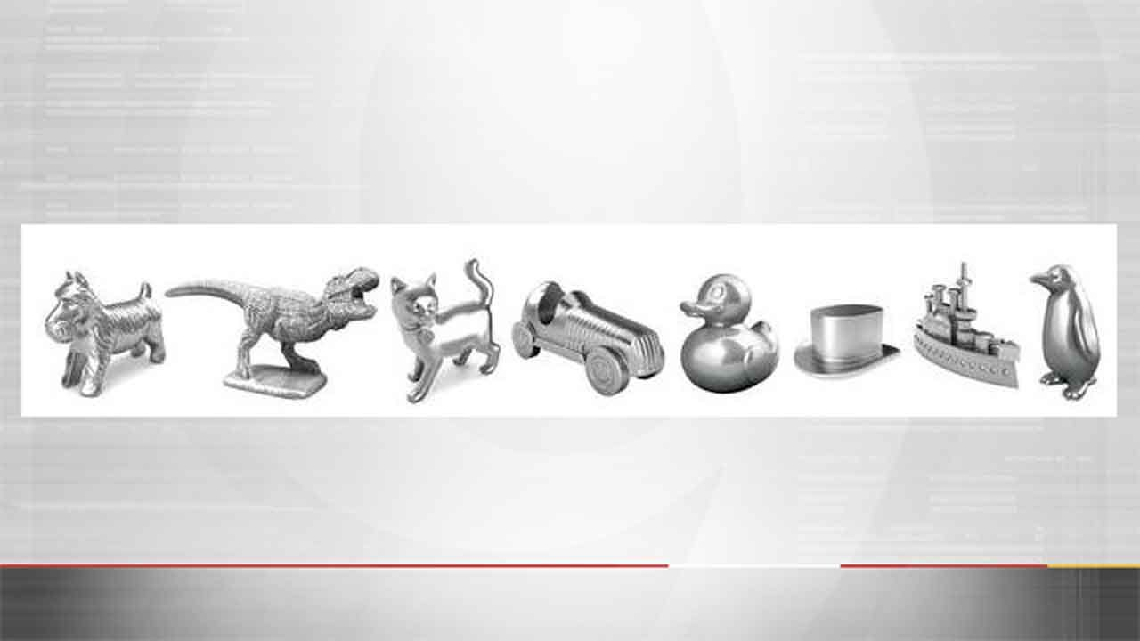 Monopoly Unveils New Game Pieces