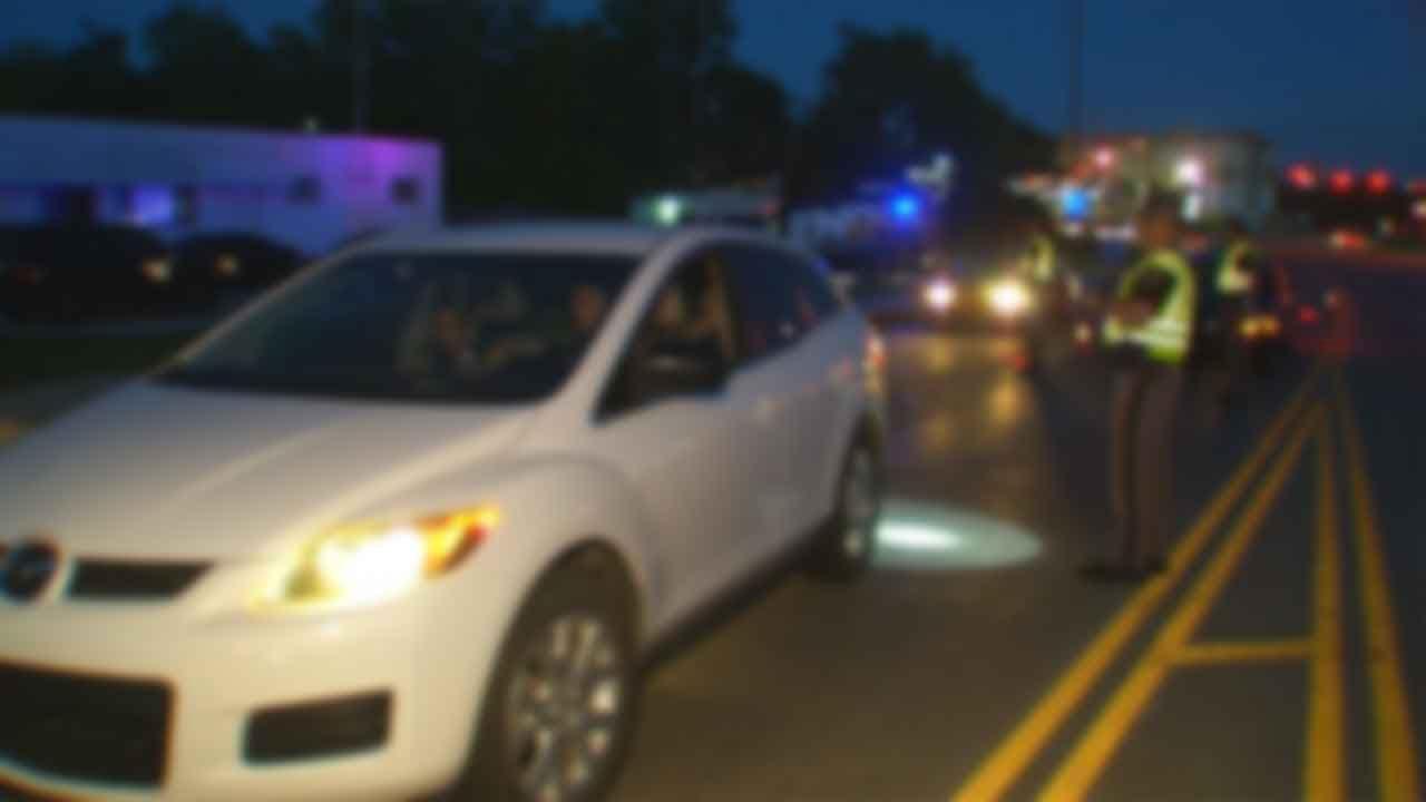 Oklahoma County Sheriff Announces DUI Checkpoint, Extra Patrols