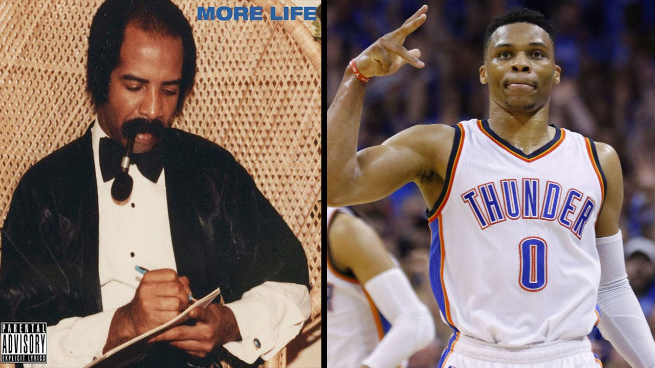 Westbrook Mentioned In Drake's 'More Life'
