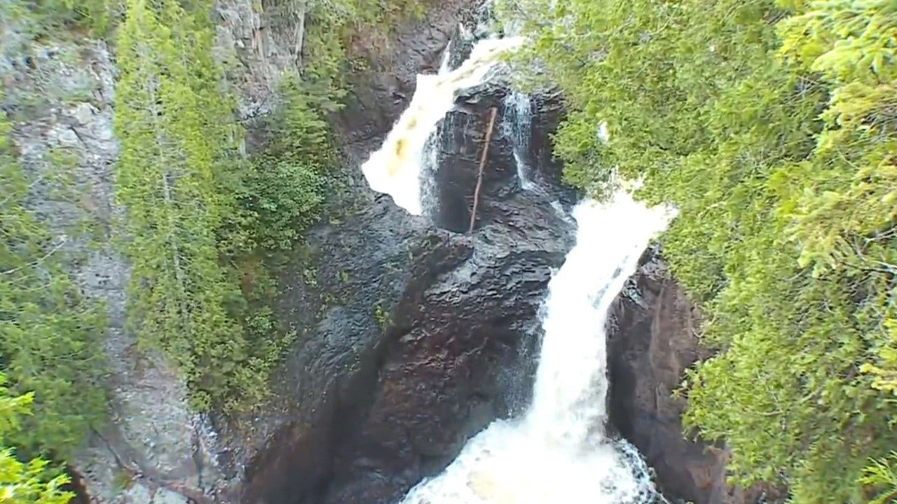 Mystery Over Natural Phenomenon At Minnesota Waterfall Finally Solved