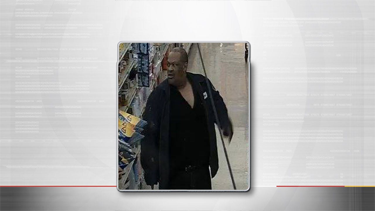 OKC Police Searching For Bacon Thief