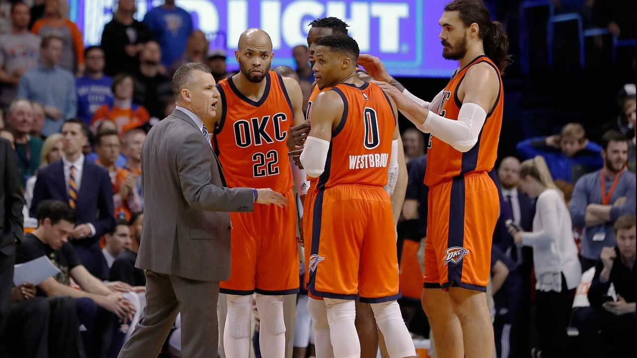 Thunder Looks For First Win In Portland Since 2013-14