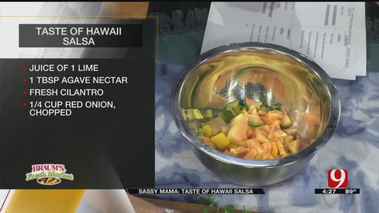 Taste Of Hawaii Salsa