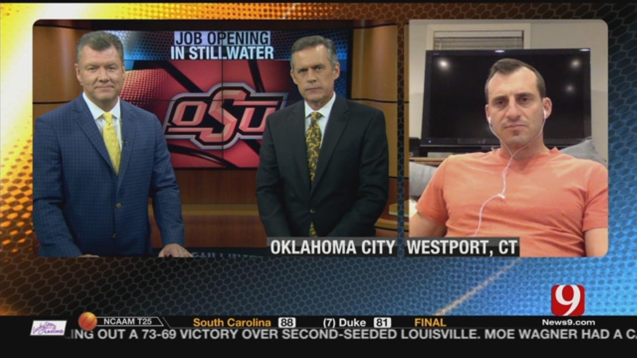 WATCH: Doug Gottlieb On The OK Ford Sports Blitz