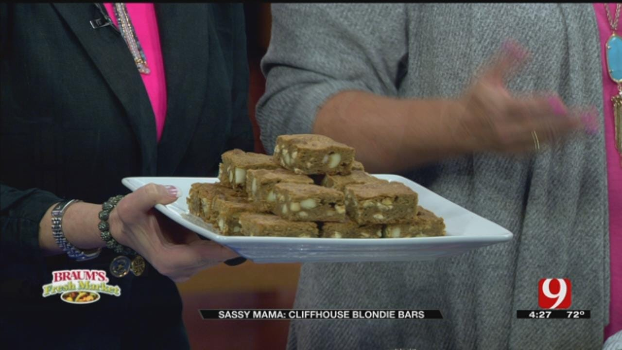 Cliffhouse Blondie Bars