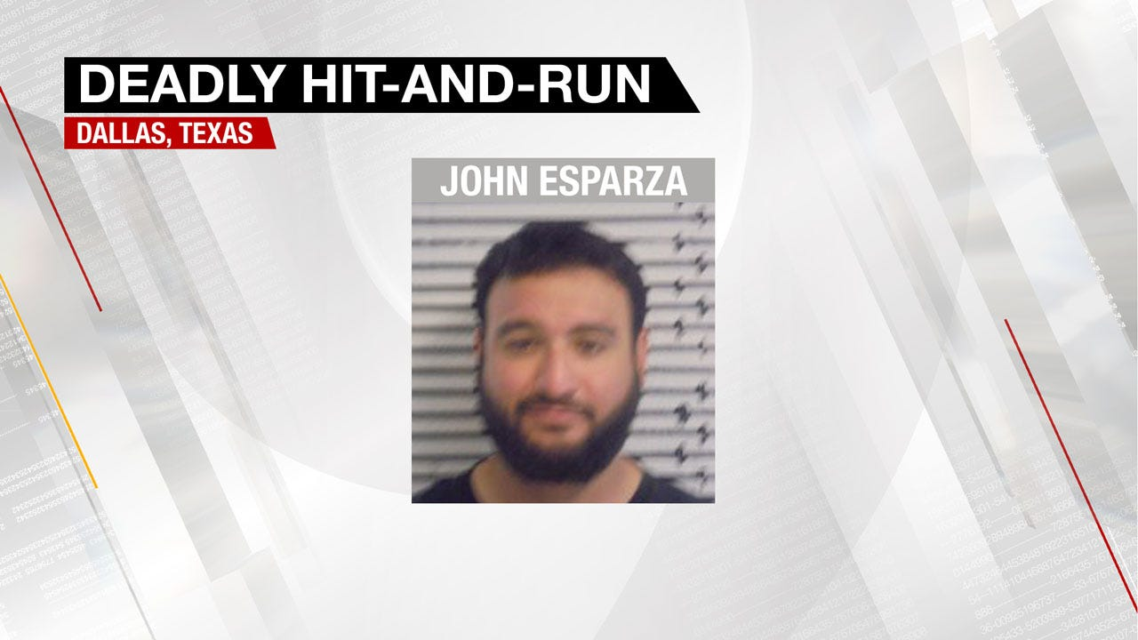 Madill Man Arrested For Deadly Dallas Hit-And-Run