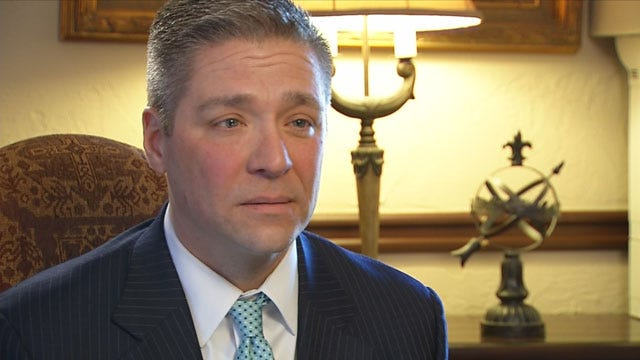 OKC Lawyer Announces Candidacy For Shortey's Not-Yet-Vacant Seat