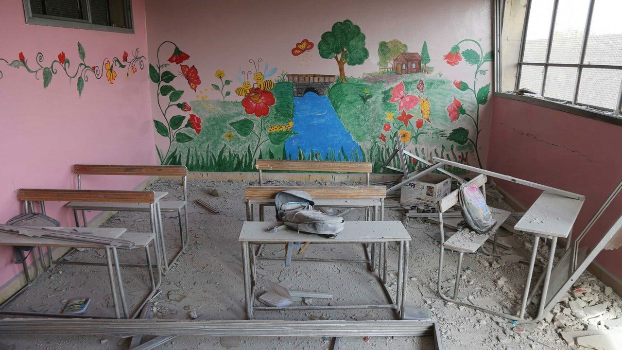US-Led Airstrike Reportedly Kills 33 Syrian Civilians Sheltering In School