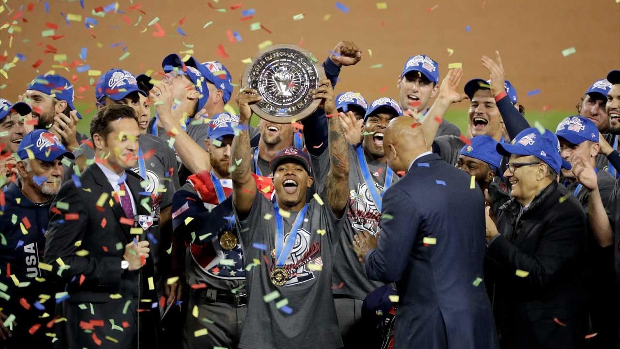 Stroman, USA Blank Puerto Rico To Win World Baseball Classic