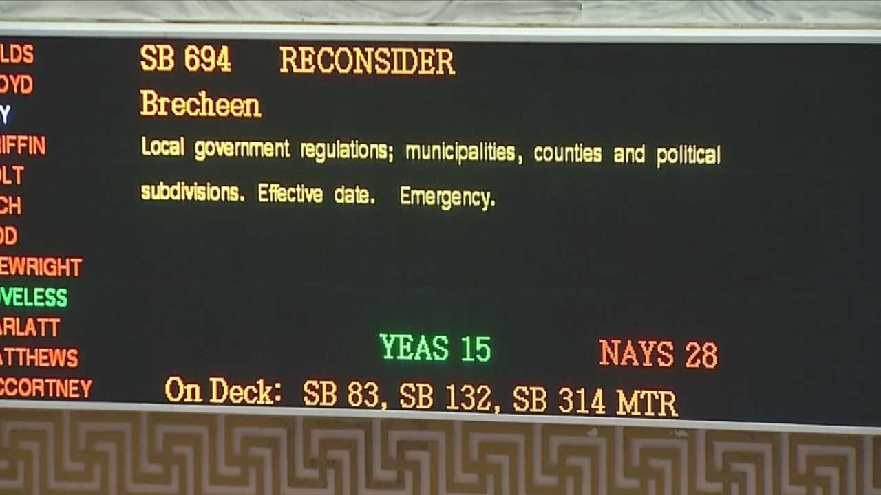 Two LGBTQ Bills Stopped In State Senate