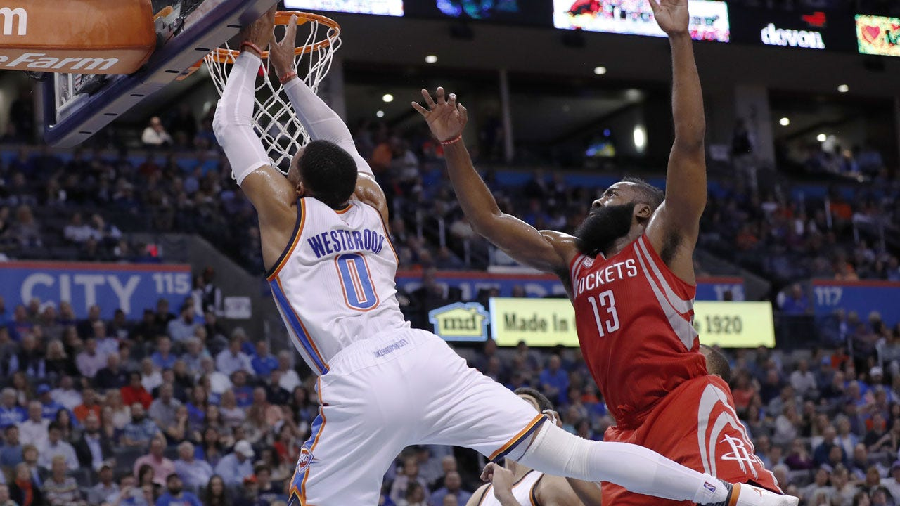 Westbrook Can Make MVP Statement Against Rockets On Sunday