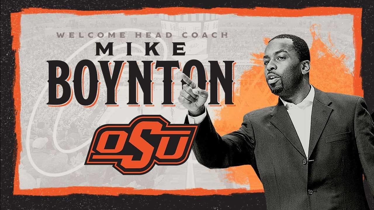 OSU Promotes Assistant Mike Boynton To Head Basketball Coach