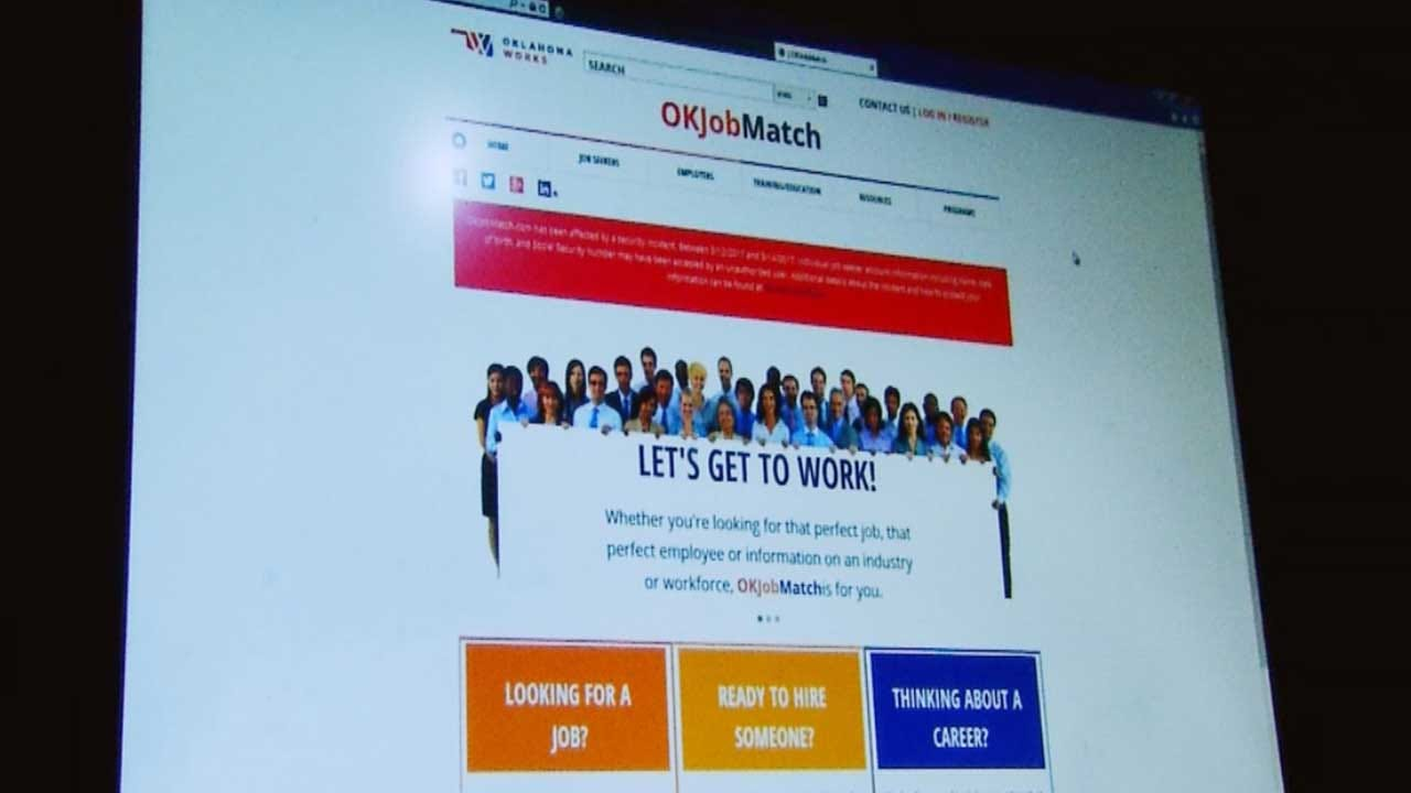 Protection Coming For Oklahoma Job Seekers Impacted By Data Breach