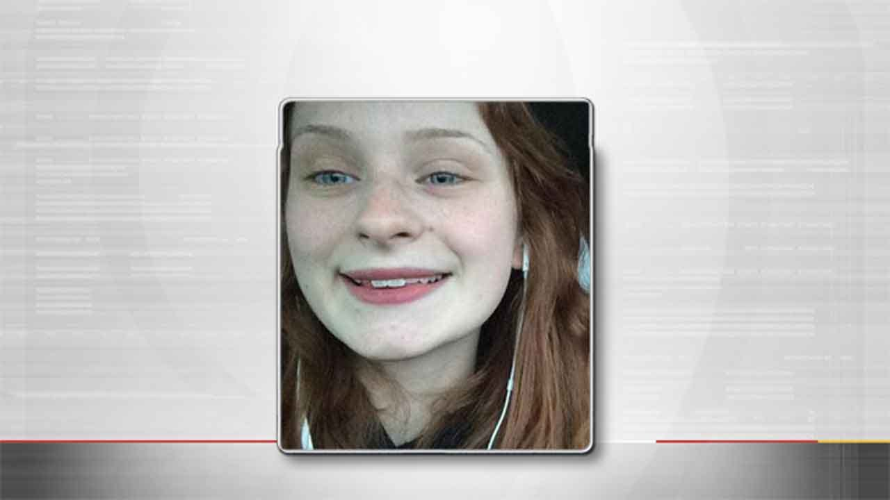 Mustang Police Trying To Locate Missing 15-year-old Girl