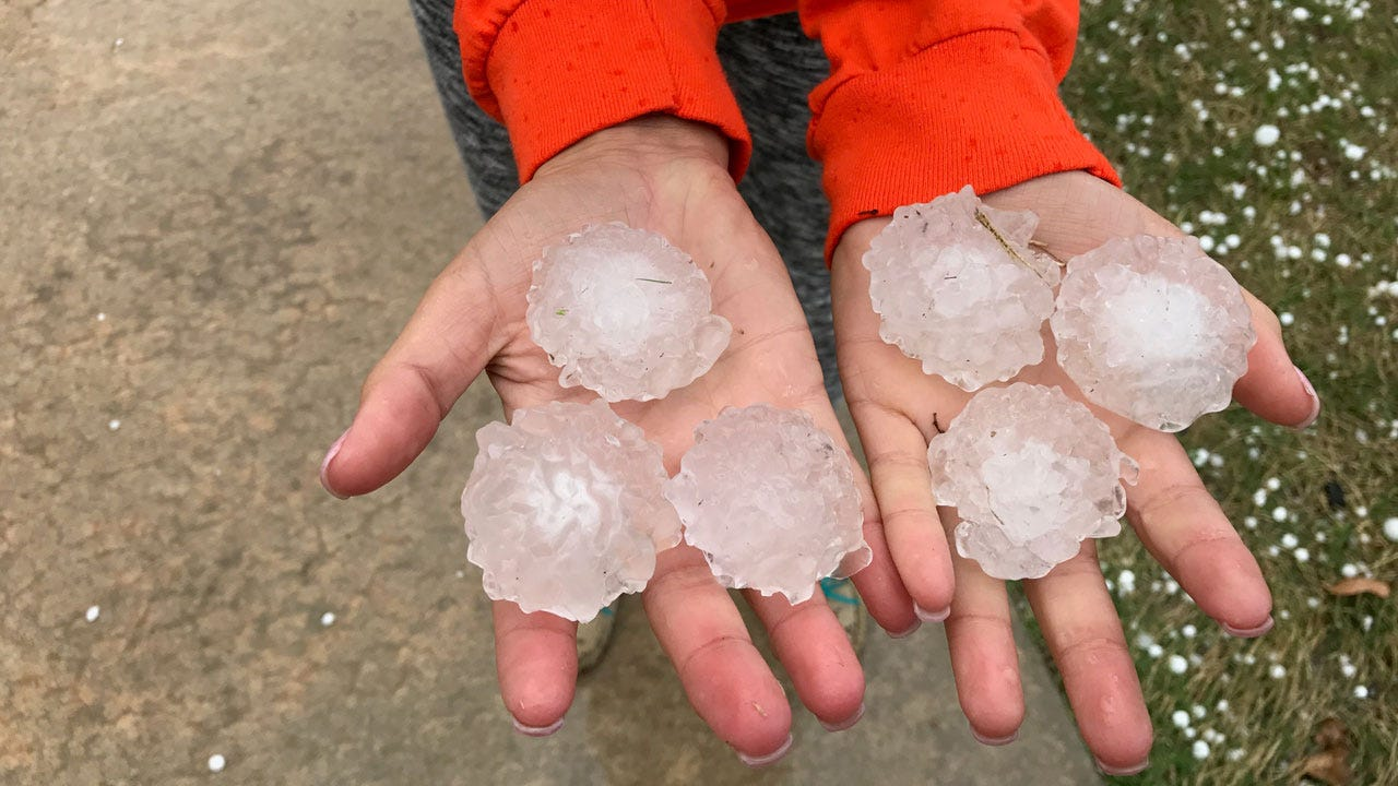 News 9 Viewers Send In Severe Weather Pictures