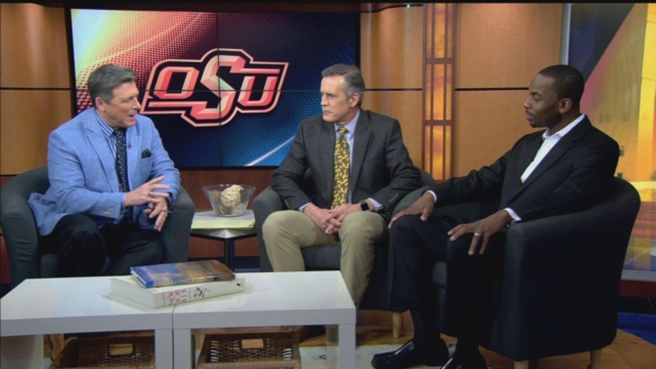 Oklahoma Ford Sports Blitz: March 26, 2017