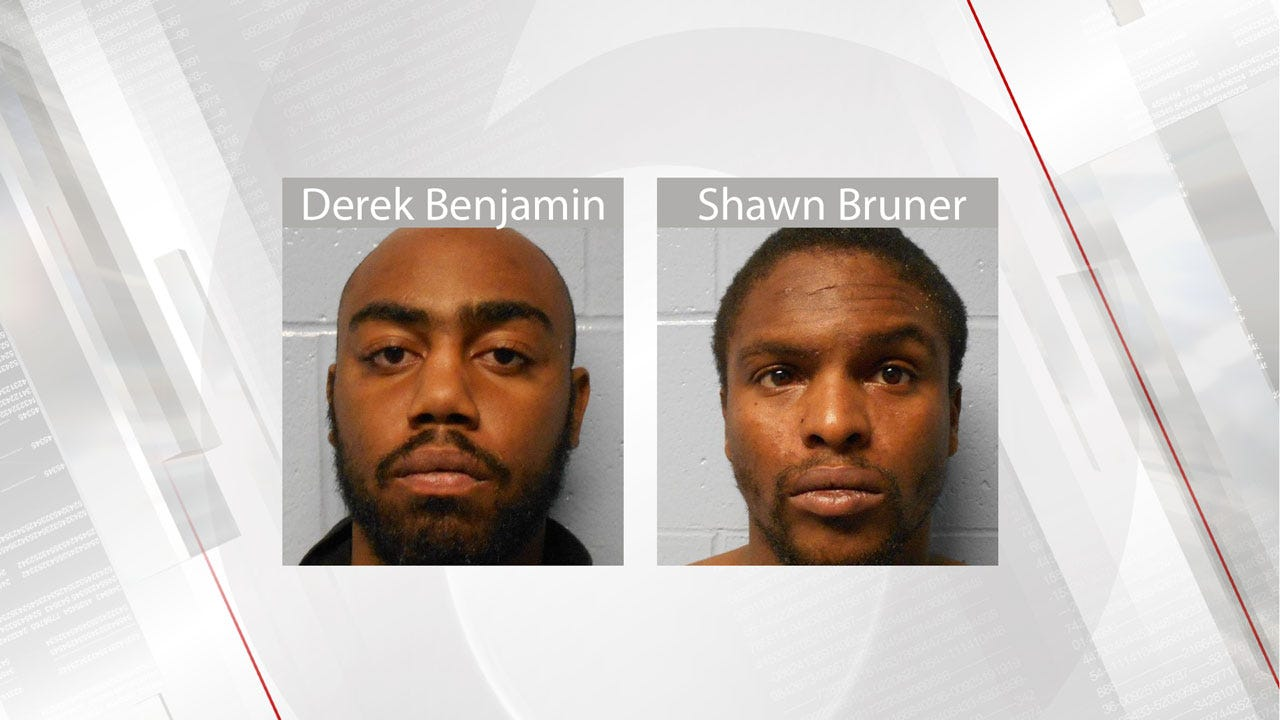 Suspects In Sunday Edmond Police Chase Facing Multiple Charges