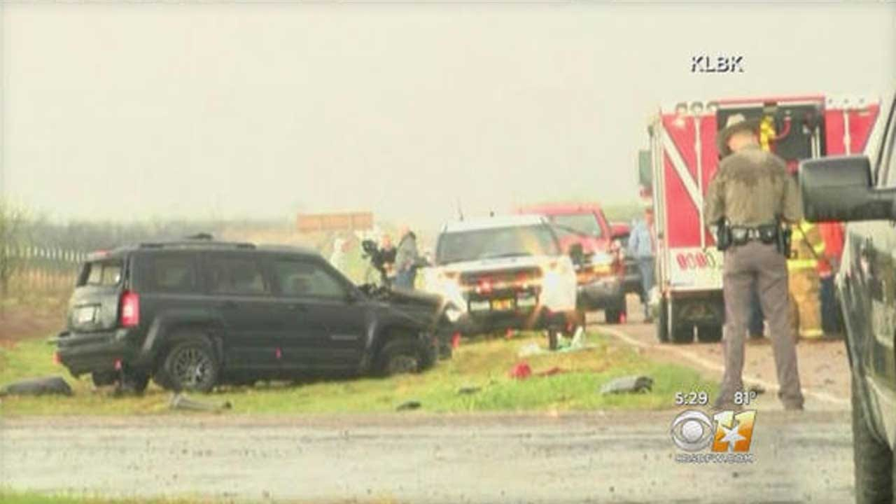 3 Storm Chasers Killed In Texas Driving Toward Tornado, Police Say