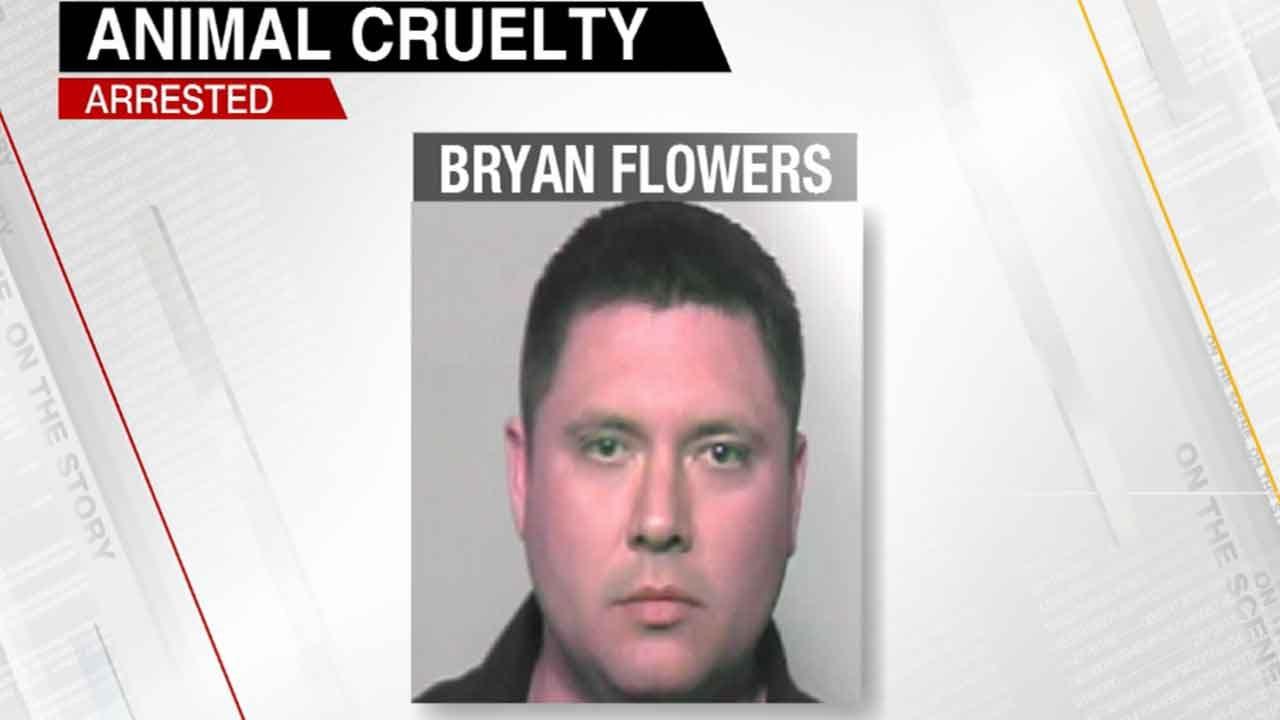 OKC Man Accused Of Fatally Shooting Neighbor's Dog