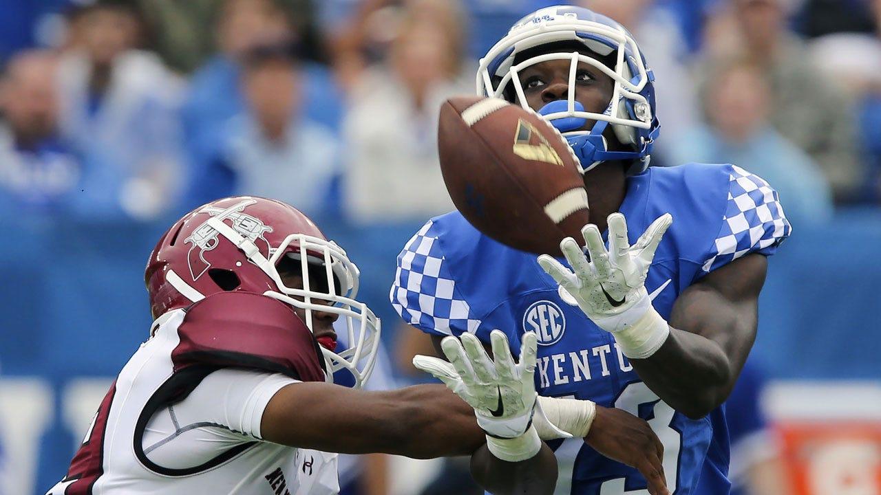 OU Football: Kentucky's Jeff Badet Transferring To Oklahoma