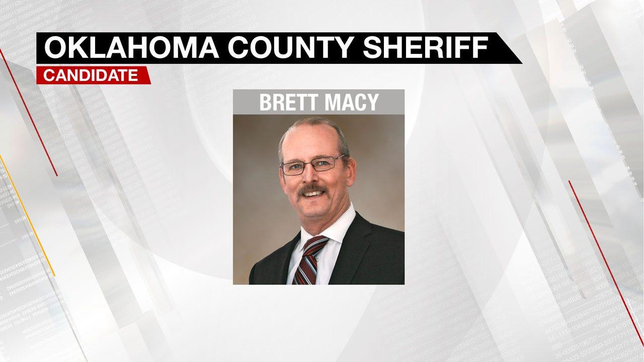 Macy Picks Up Endorsement From Former OK County DA