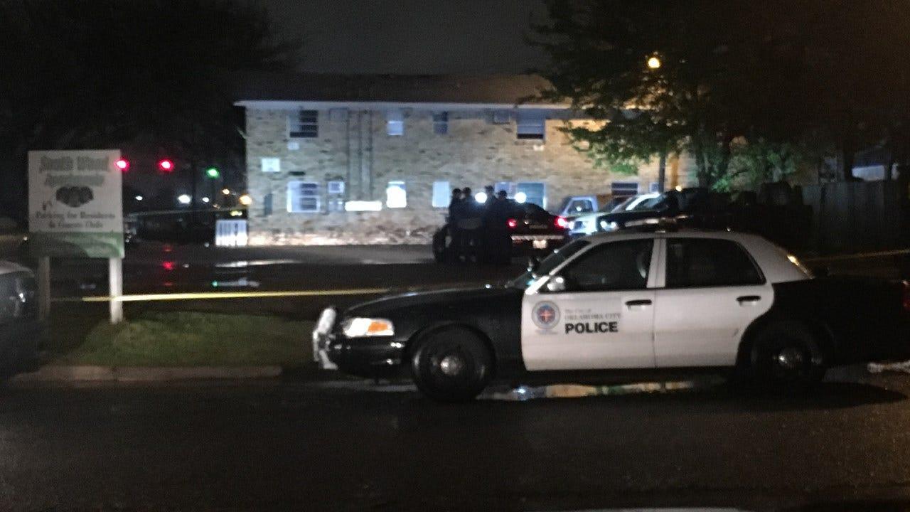 Man Shot In SW OKC, Police Seek Suspect