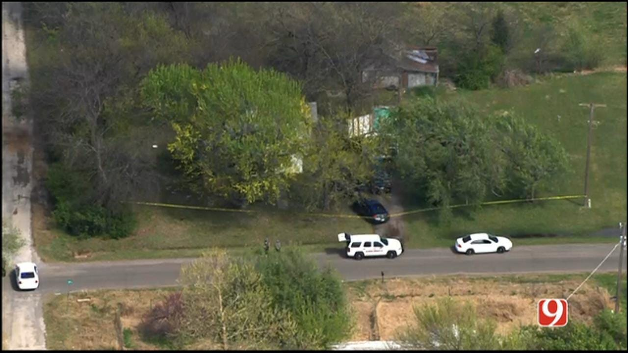 Suspect Killed Following Officer-Involved Shooting In McClain County