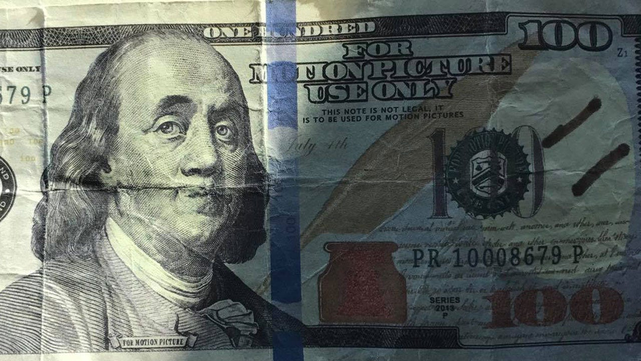 Police Warning Oklahoma Residents, Businesses To Be On Guard For Counterfeit Bills