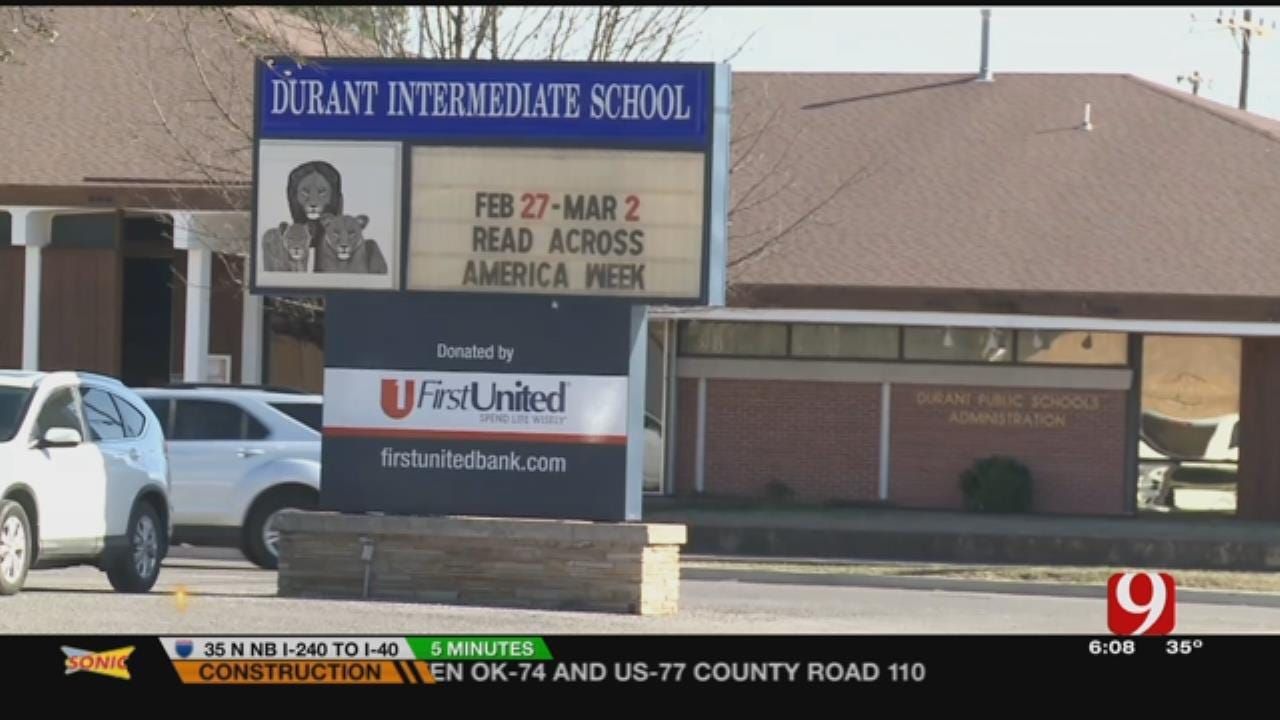Teen In Custody After Bomb Found Near Durant School