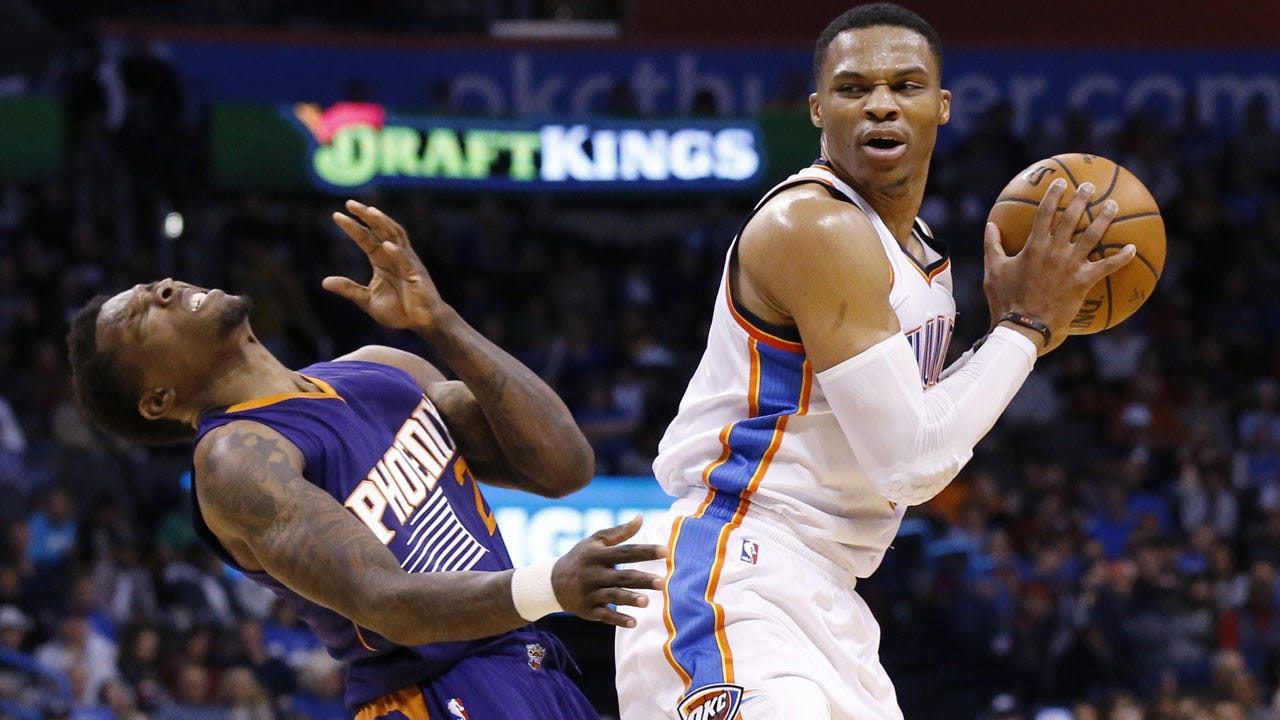 Thunder Looks To Bounce Back In Phoenix