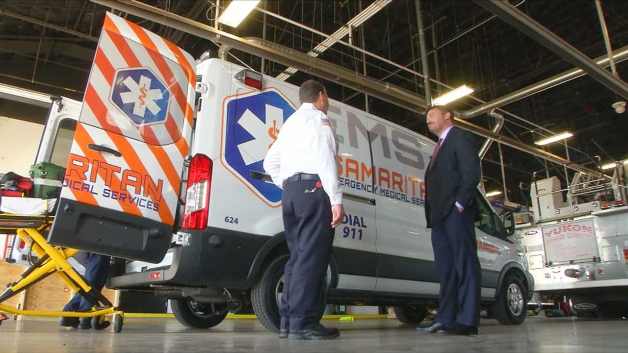 Yukon Switching EMS Services For Faster Response Times