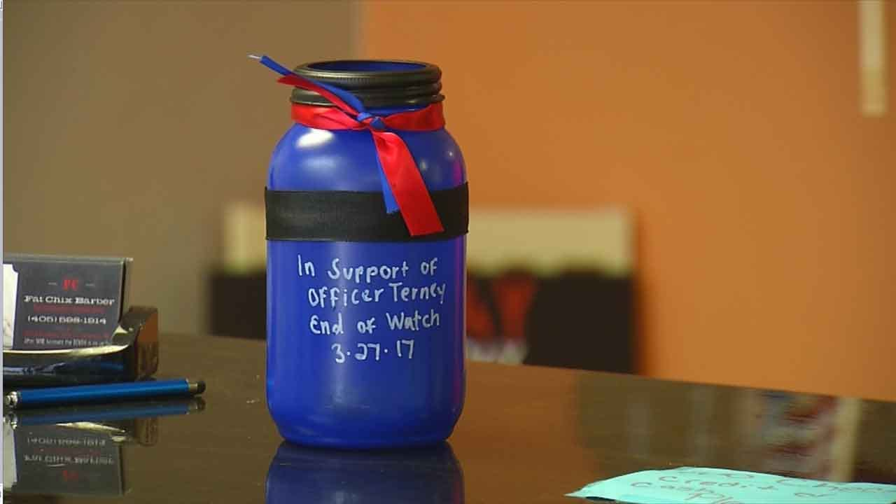 How To Donate To Tecumseh Officer Terney's Family