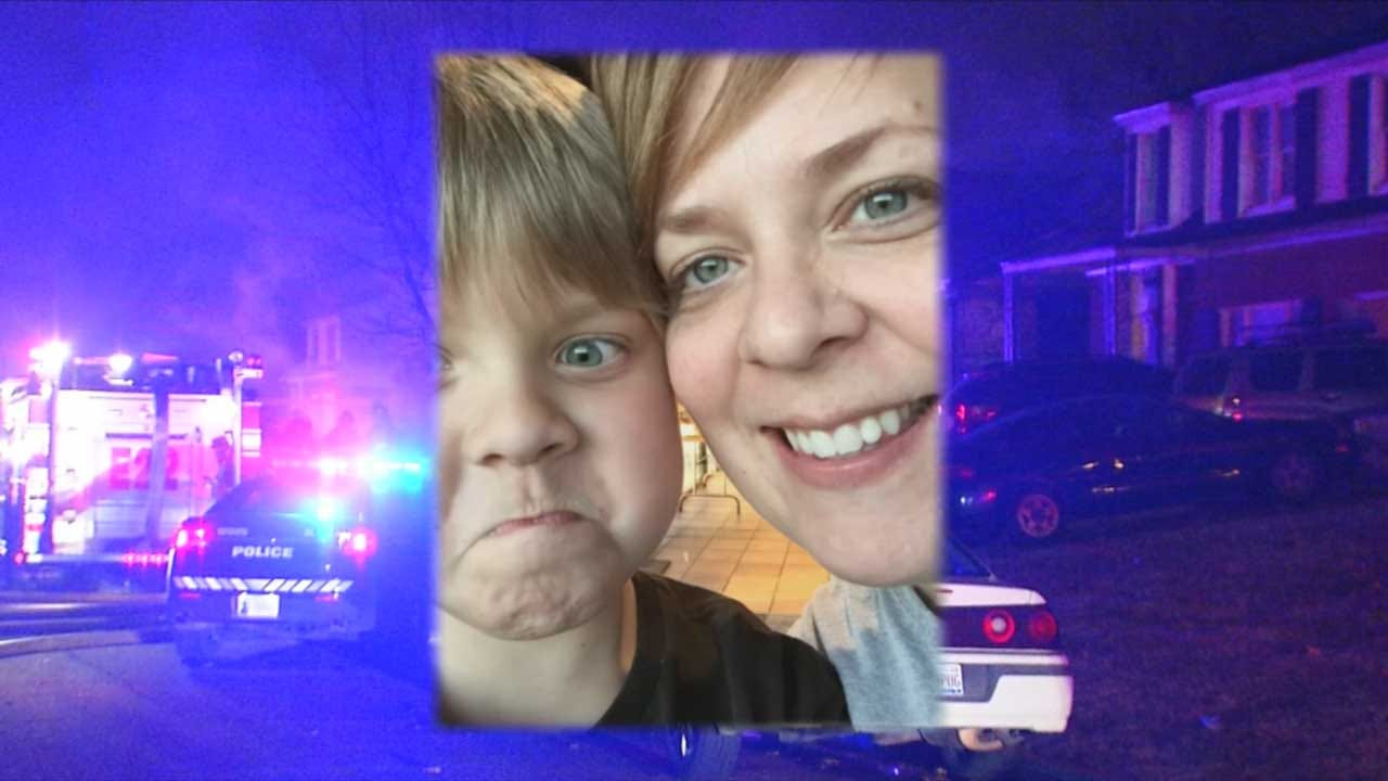 Mother, Son Were Stabbed Multiple Times Before OKC House Fire, Autopsy Reports