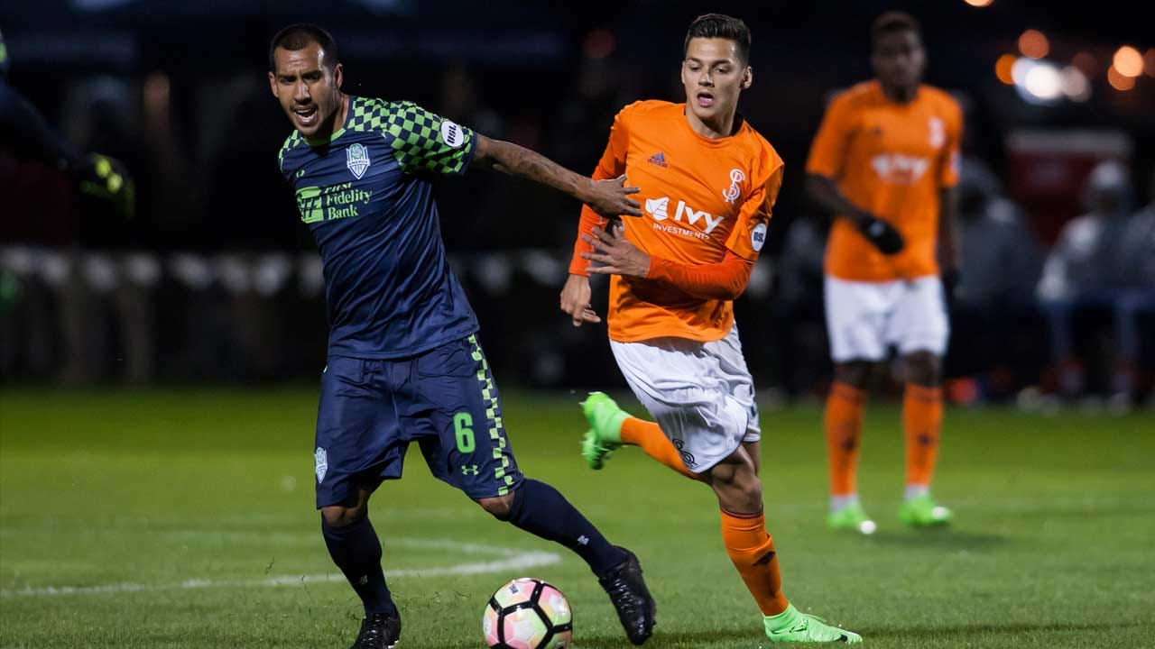 Energy FC Goes To Colorado Springs Seeking First Victory Of 2017
