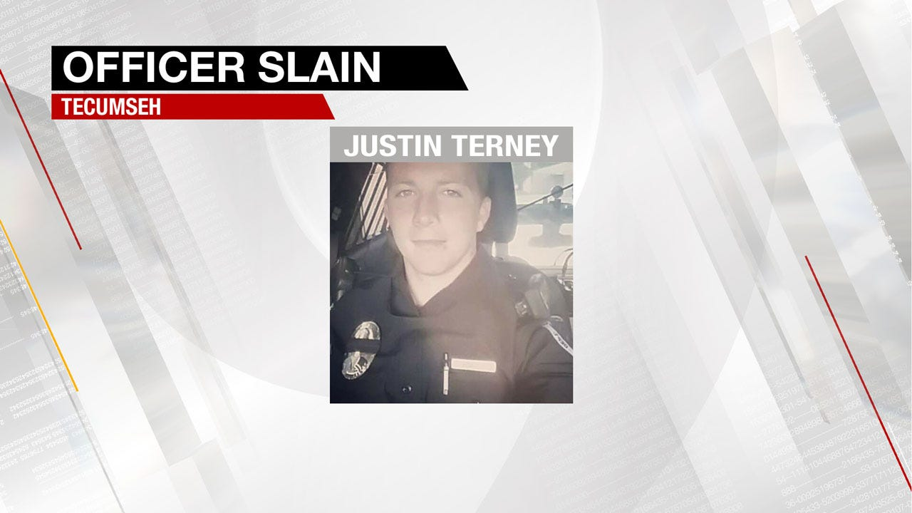 Funeral For Fallen Tecumseh Officer To Be Held Today
