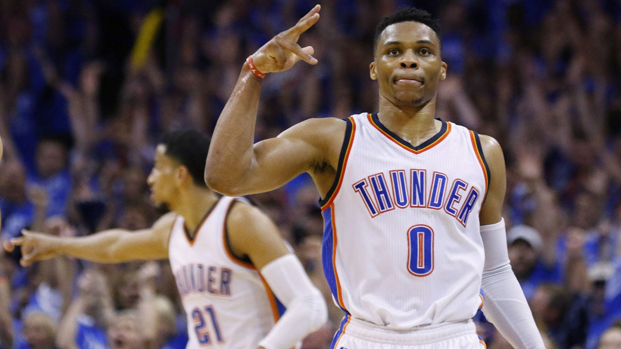 Thunder Looks To Stay Hot Against San Antonio