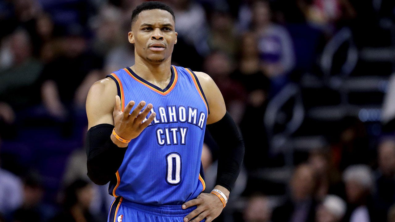 Suns Hand Thunder Second Straight Loss Despite Huge Game From Westbrook