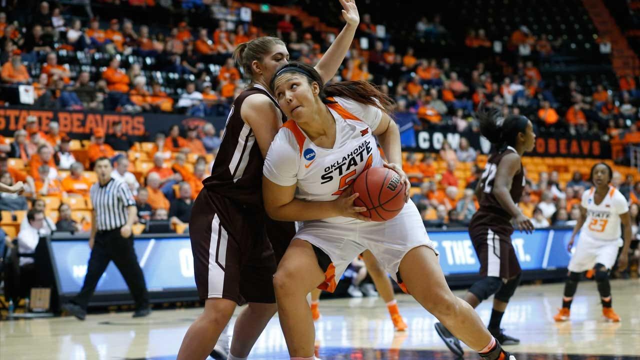 No. 12 Texas Women Beat OSU In Big 12 Tournament