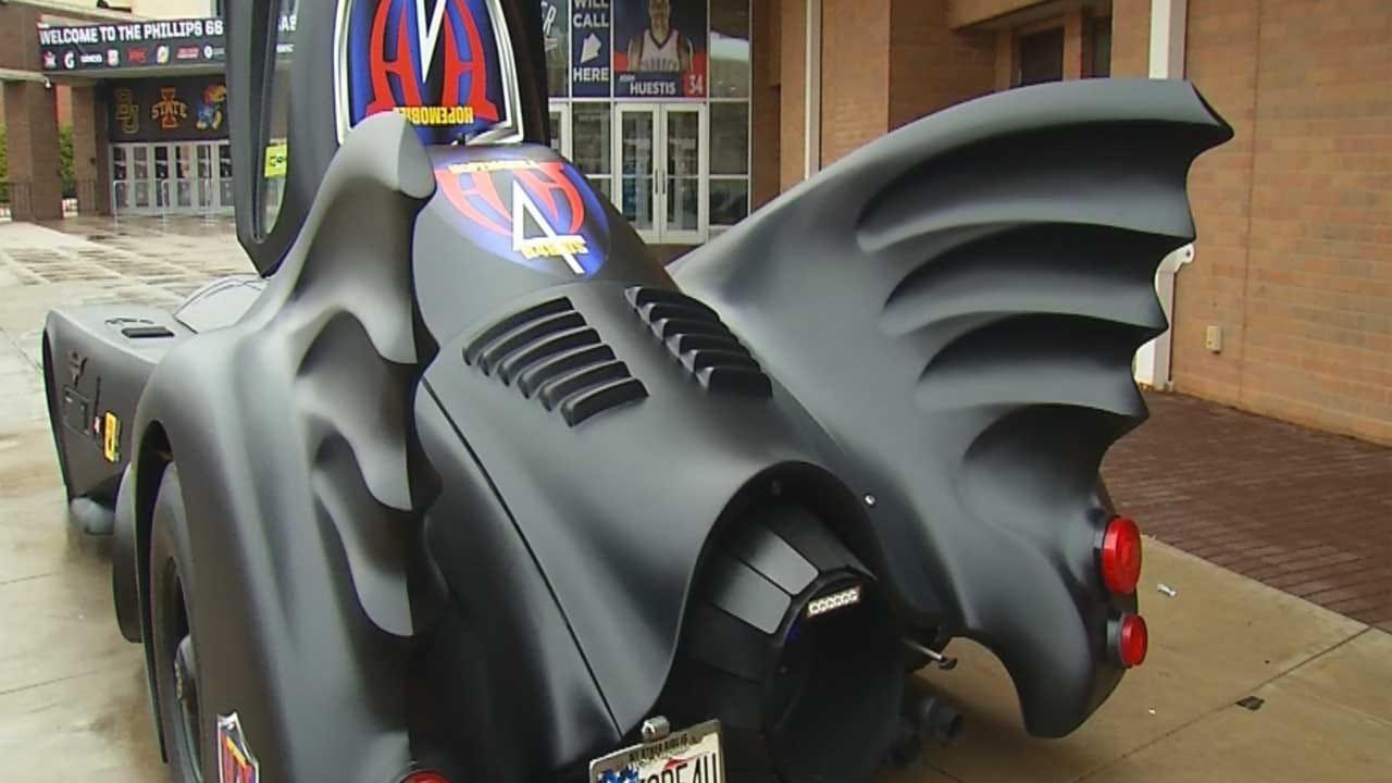 Superheroes Make A Stop At The Chesapeake Arena