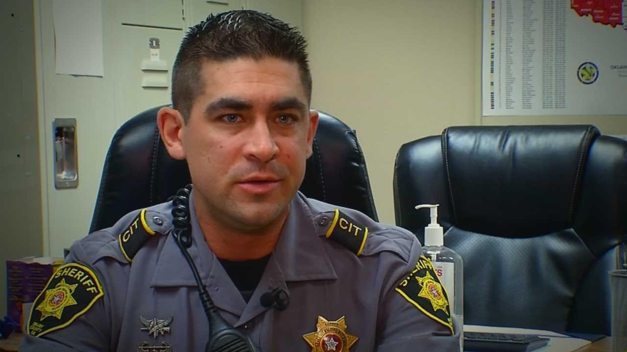 Grady Co. Deputy Undergoes Kidney Transplant