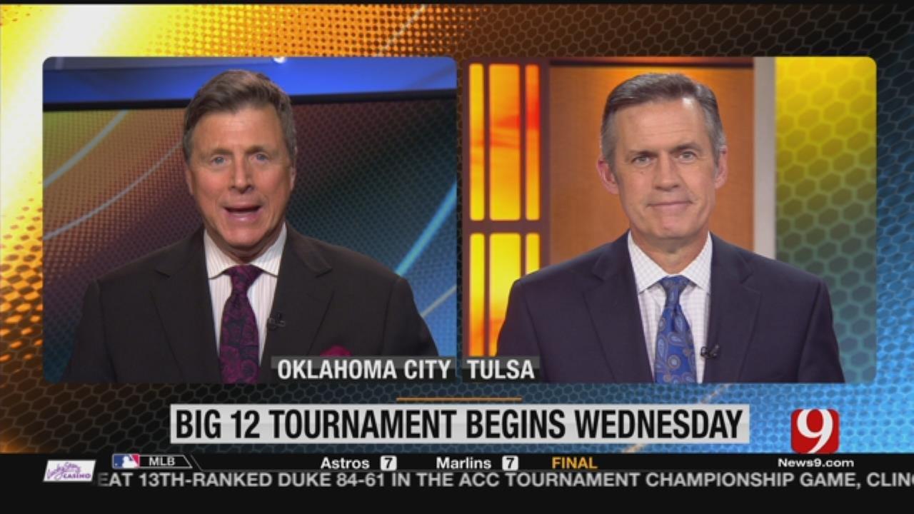 Oklahoma Ford Sports Blitz: March 5, 2017
