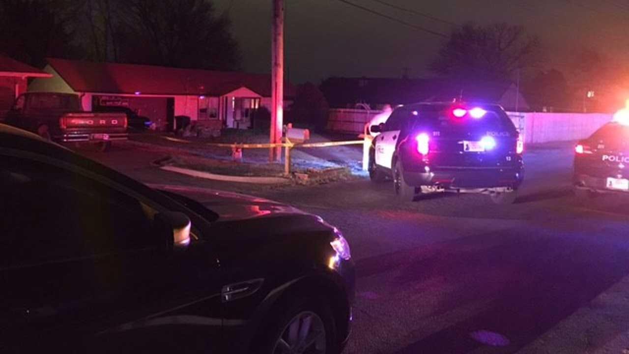 Police Investigating Del City Intruder Shooting