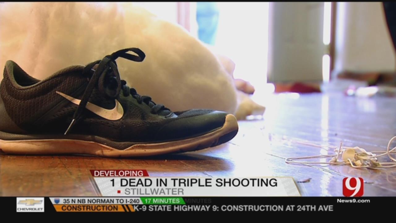 Stillwater PD Investigating Weekend Triple Shooting