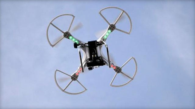 OK Bill Allows Shooting Of Drones Without Civil Penalty
