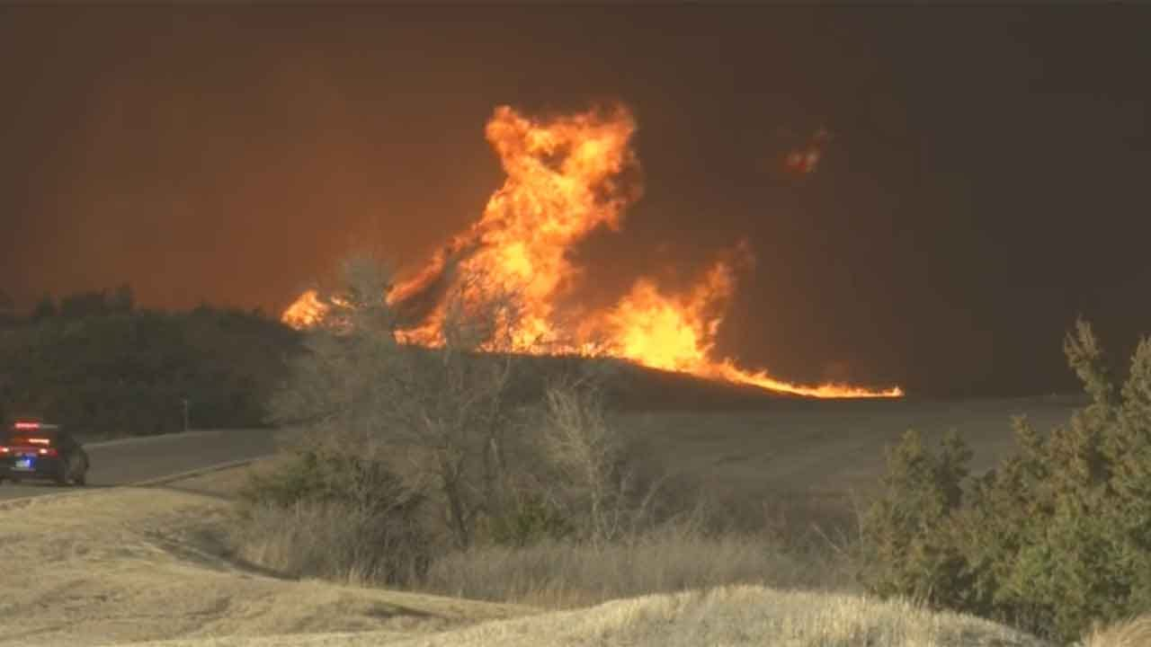 Fires Keep Burning Out West, More Firefighters Travel To Help