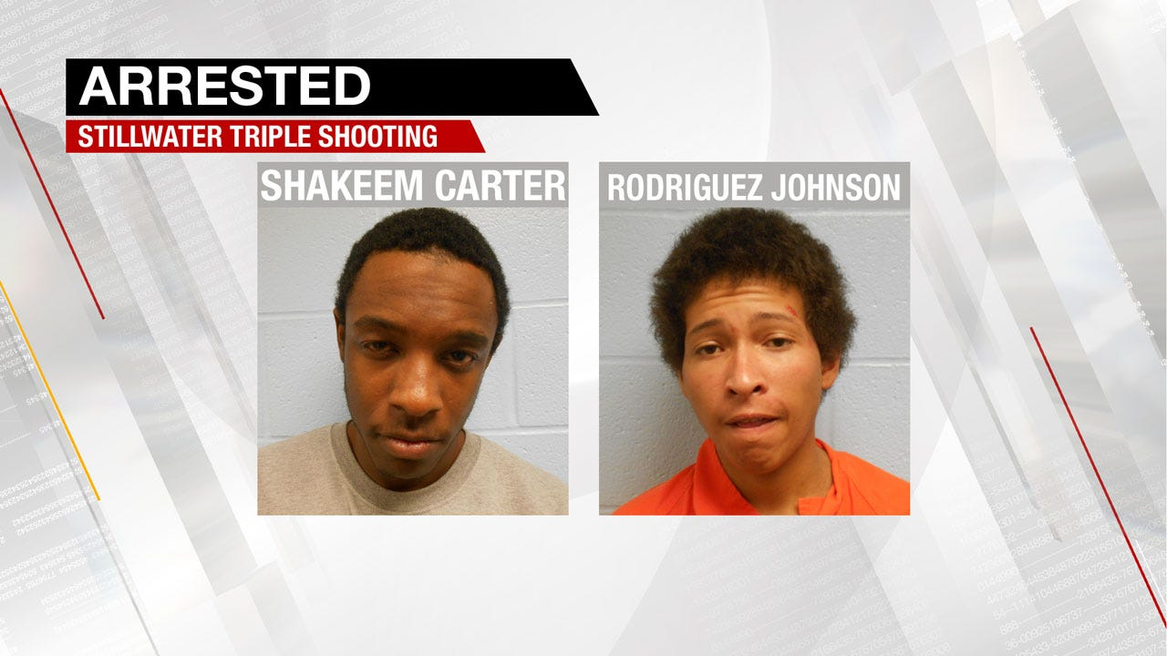 Second Suspect In Stillwater Triple Shooting Arrested In NM