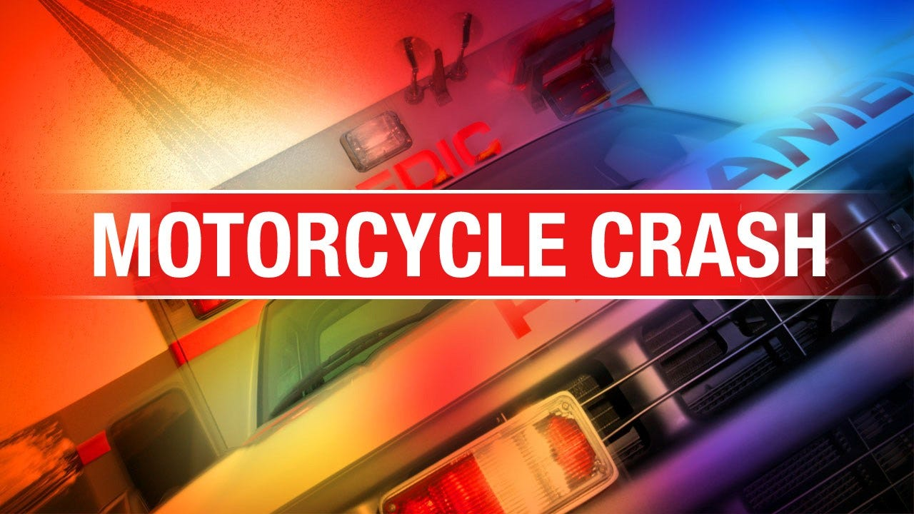 Cleveland County Motorcycle Crash Lands Mustang Man In Hospital